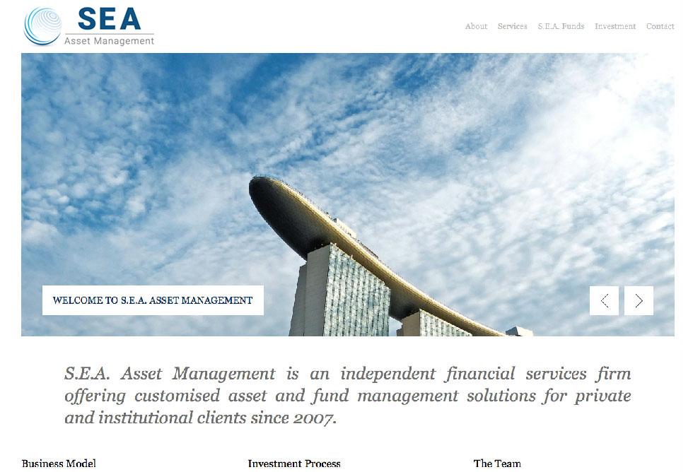 SEA AM Homepage